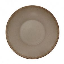 Bauscher Modern Rustic Deep Coupe Plate in Natural Wood